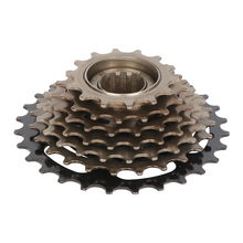 MTB Cassette 7 Speed 13-15-17-19-21-24-28T Bicycle Cassette Mountain Freewheel Bicycle Sprocket Bicycle Parts For Shimano/SRAM