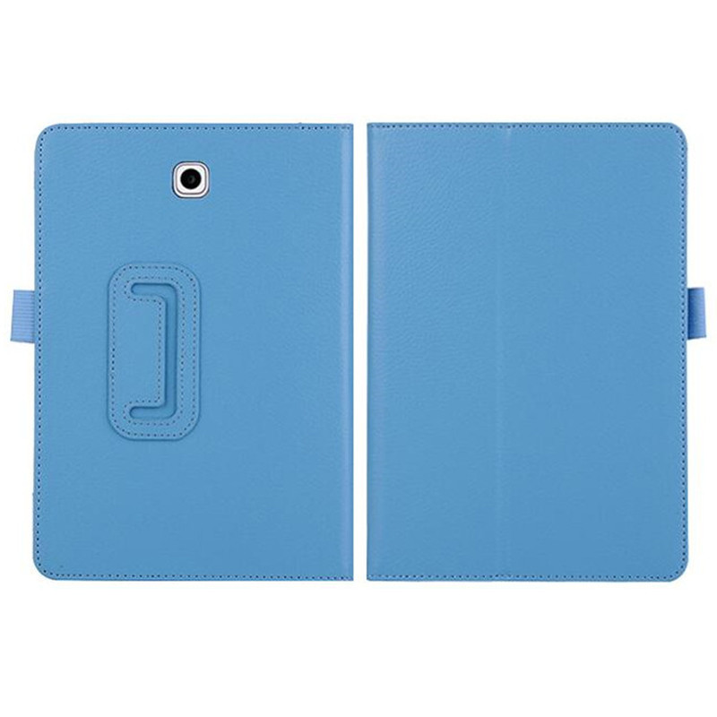 Top Quality Stand PU Leather Cover Case For Samsung Galaxy Tab A 8.0 T355 T350 P350 P355 Protective Tablet Shell