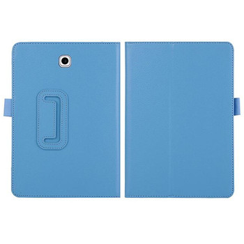 цена на Top Quality Stand PU Leather Cover Case for Samsung Galaxy Tab A 8.0 T355 T350 P350 P355 protective Tablet Shell