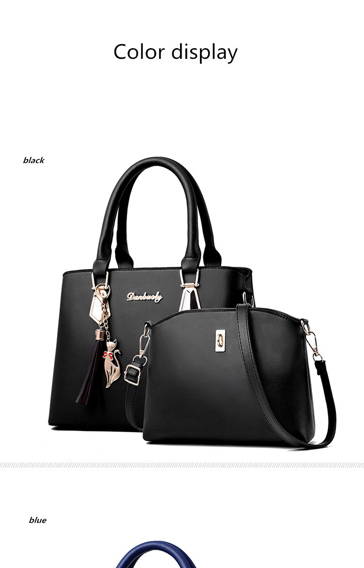 H0fb66e3acd0a43ab813f1ef9462044cbv - Fashion Woman Bag Female Hand Tote Bag Messenger Shoulder Bag  Lady HandBag Set Luxury Hand bag composite bag  bolsos