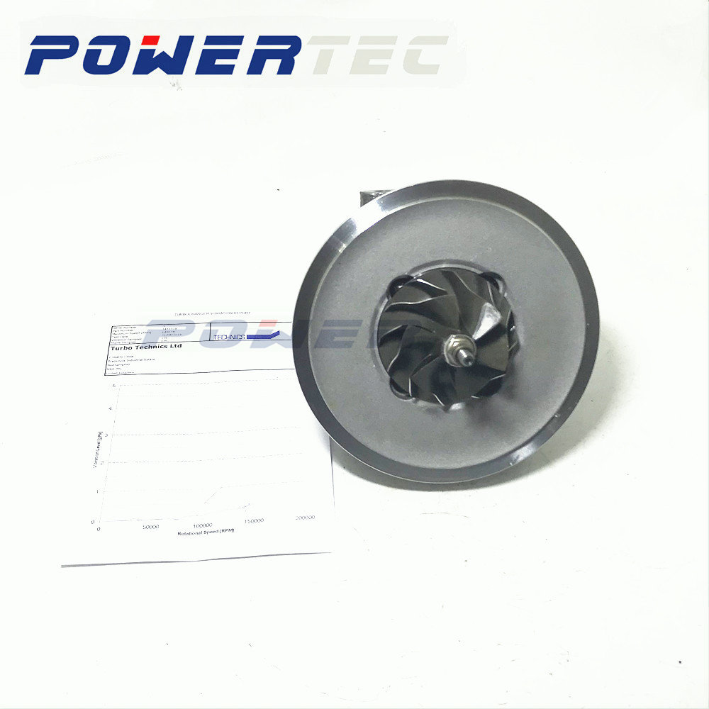NEW turbocharger CHRA 1453T19 1458C14 turbine cartridge core Balanced 079145704S or <font><b>Audi</b></font> <font><b>A8</b></font> <font><b>4H</b></font> Saloon 4.0L TFSI quattro 2012- image