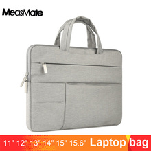 Laptop Sleeve Bag for Macbook Air 13 Case  Nylon Laptop Case 15.6 11 14 15 inch Bags for Men Women  Zipper Unisex Backpack