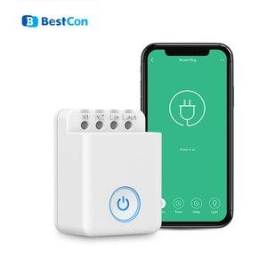 Wi-fi-контроллер Broadlink MCB1, модуль для автоматизации умного дома, беспроводной Wi-Fi пульт дистанционного управления, выключатель света, Ios, Android