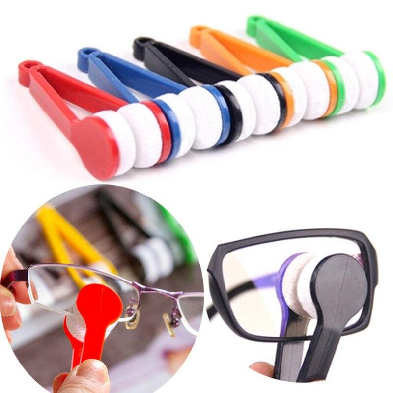 Wipe Cleaner Mini Microfiber-Spectacles Soft-Eye-Glasses 1-Pc Lens Screen-Rub