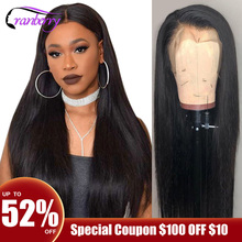 Cranberry Straight Lace Front Human Hair Wigs Pre Plucked Ha