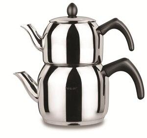 Черный чайник Hisar Bahama