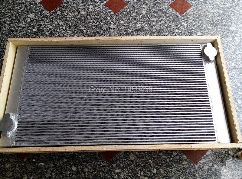 OEM 1614826400(1614-8264-00) | Livraison gratuite, plaque daluminium argenté, dissipateur thermique, pour compresseur dair AC GA200