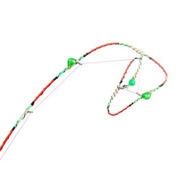 Ultraligero medio/completo aleación de titanio balsa caña de barco punta caña de pesca reajuste aparejos de pesca de fundición señuelo caña de pescar