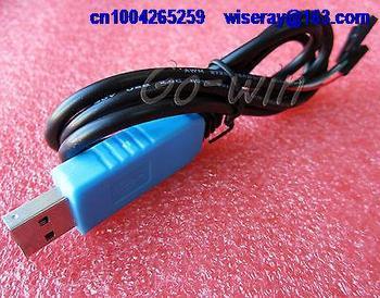 DHL/EUB 100PCS PL2303TA USB TTL to RS232 Converter Cable module win XP/VISTA/7/8/8.1 3o