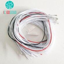 Placa de protección para Ant Smart BMS, accesorios de conectores de conexión de Cable de línea de Cable de equilibrio estañado, 16S, 20S, 24S, 32S