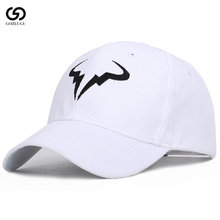 2019 fashionable Rafael Nadal Baseball Cap Tennis Player No Structure Dad Hat Men Women Caps bone Embroidery Hats