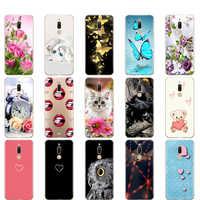 case For Meizu M6T Case 5.7 Inch Silicone Soft phone Back Cover For Fundas Meizu M6T Cover M6 T M 6T M811H Shell coque