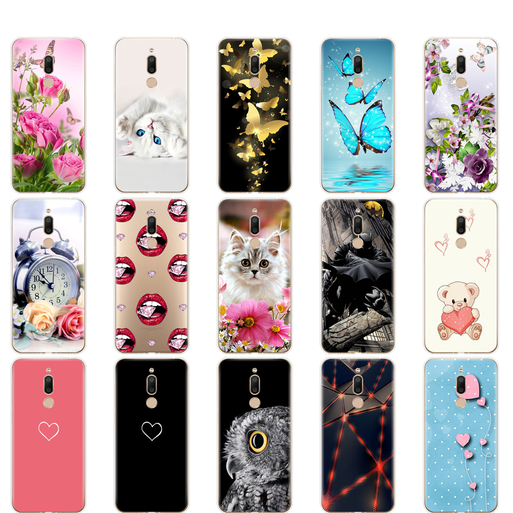 case For <font><b>Meizu</b></font> <font><b>M6T</b></font> Case 5.7 Inch Silicone Soft phone Back Cover For Fundas <font><b>Meizu</b></font> <font><b>M6T</b></font> Cover M6 T M 6T <font><b>M811H</b></font> Shell coque image