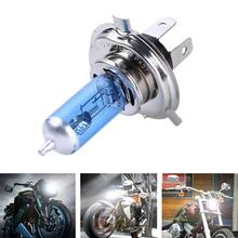3 Claws H4 Car Motorcycle Headlight 12V LED Car Light Xenon Bulb Fog Light Halogen Light Lamp For Motorcycle Car Accessories sencart 3 led rgb light motorcycle car decoration handle lamp silver black 3 x lr44 2 pcs