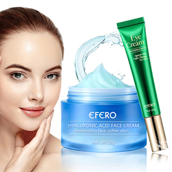 Hyaluronic Acid Face Cream Moisturizer Wrinkle Cream Skin Whitening Cream Anti Aging Anti Wrinkle Eye Cream Eye Care