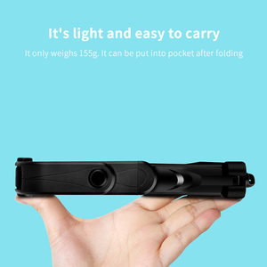 Image 5 - Wireless Bluetooth Selfie Stick Tripod Extendable Handheld Monopod Foldable Mini Tripod With Shutter Remote For iPhone Android