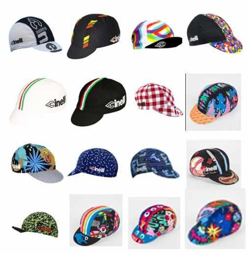 2020 New Cinelli Cycling Caps Men And Women Bike Wear Cap//cycling Hats 12 Style