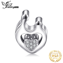 JewelryPalace Family 925 Sterling Silver Beads Charms Original For Bracelet original Jewelry Making