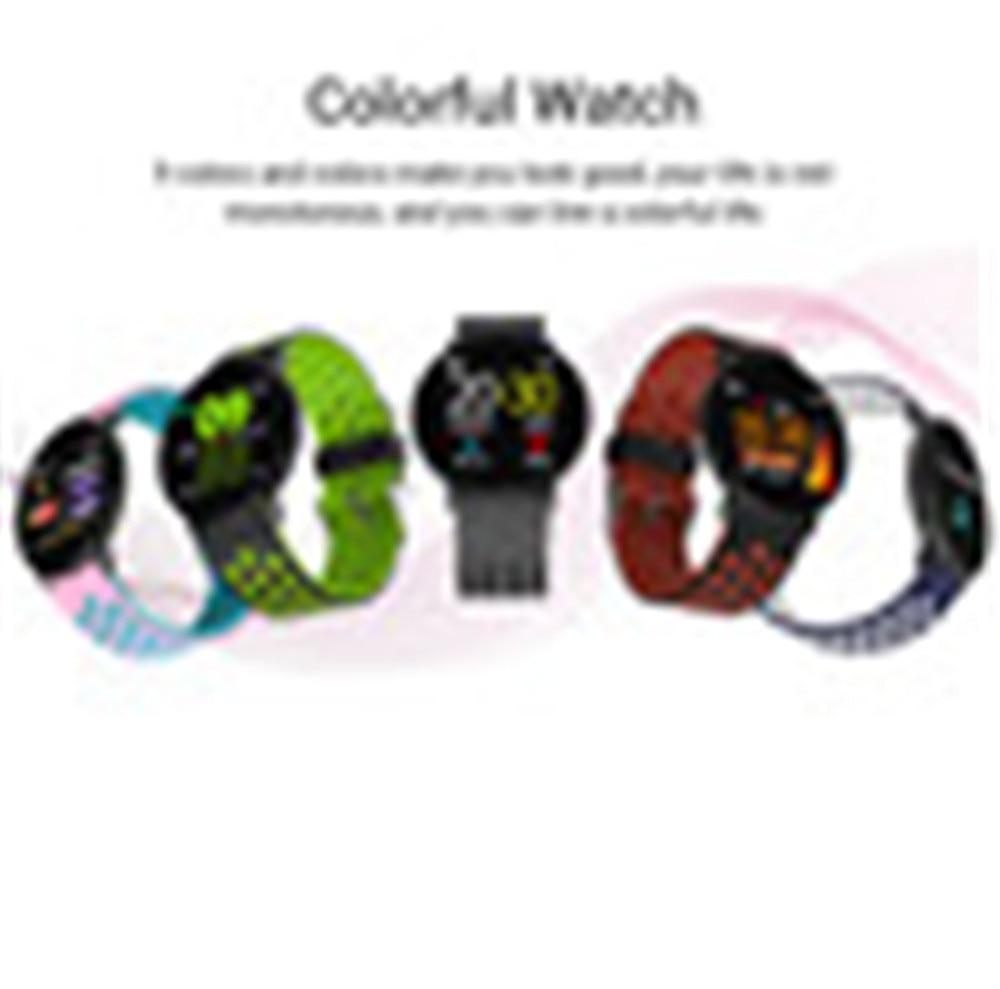 H0fbd77532e844f999ed01e8f1936be580 Fitness Bracelet 1.3'' Screen Smart Bracelet Blood Pressure Heart Rate Monitor Fitness Tracker Waterproof Ip67 Smart Band Watch