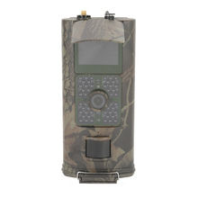 Hunting Camera 2g Gsm Mms Sms Smtp Trail Camera Mobile 16mp Night Vision Wireless Wildlife Surveillance Hc700m EU Plug цена 2017