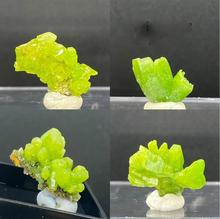 Teaching specimens Pyromorphite natural mineral crystal stone ornamental stone collection