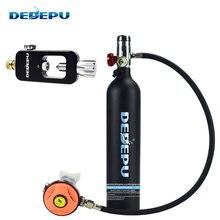 Оборудование для подводного плавания и дайвинга depu кислородный