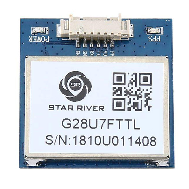 G28U7FTTL GPS UBX-G7020 Module GPS Positioning Chip for Drone Flying Control Car Navigation
