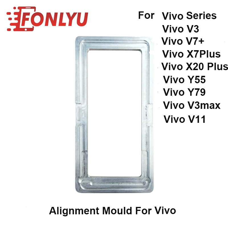 Precise Alignment Mould For <font><b>Vivo</b></font> V3/<font><b>Vivo</b></font> V7Plus/<font><b>Vivo</b></font> X7Plus/ X20 Plus/Y55/<font><b>Vivo</b></font> Y79/<font><b>V3max</b></font>/<font><b>Vivo</b></font> V11 LCD Glass Screen Repair Tools image