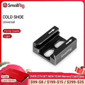 "Image 1 - SmallRig קר נעל מתאם עם שתי כיפוף תואם עבור אוניברסלי אביזרי מצלמה עם 1/4 ""אשכולות 1960"