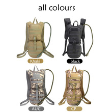 3L Capacity Outdoor Sport Water Bag Backpack Army Men Tactical Military Waterproof Hiking Camping Hunting