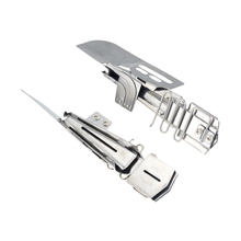 DAYU 104 1/4、5/8、3/4、 5/16、3/8、1/2、9/16 flat seaming machine general flat stretch cylinder single packet double folder