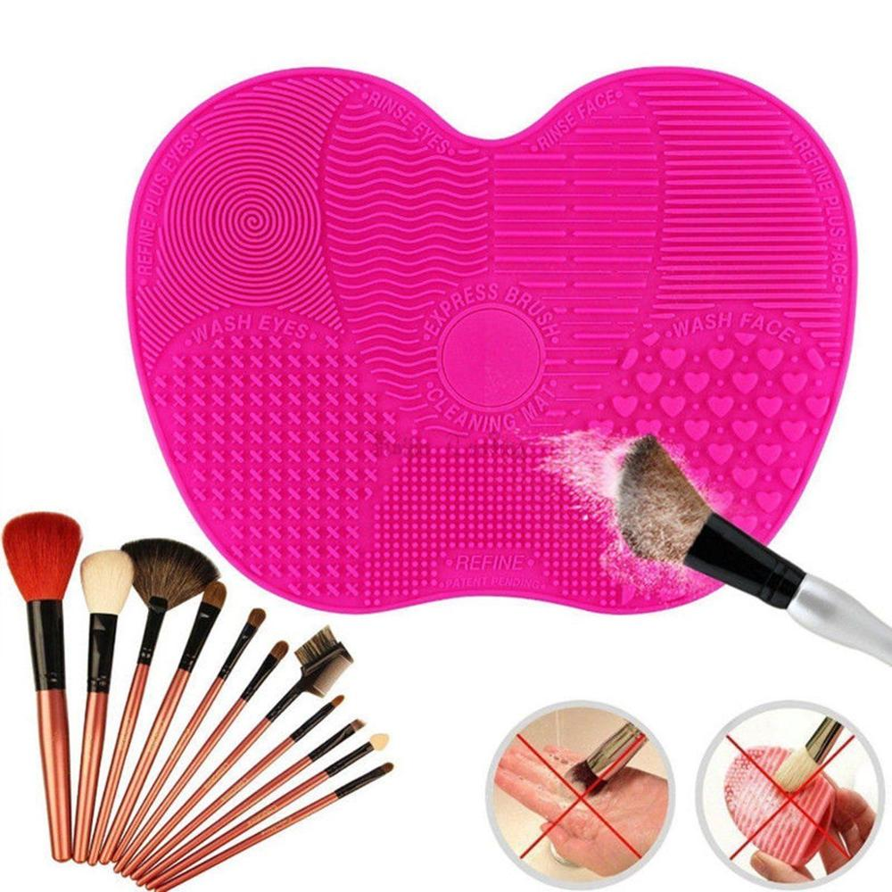 Silicone Makeup Brush Cleaner  3