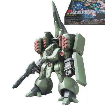 цена на Mobile Suit DABAN Model 1/144 HGUC 180 AMX-102 Zssa Jiesha Unicon Edition Assemble Model Kits Action Figures