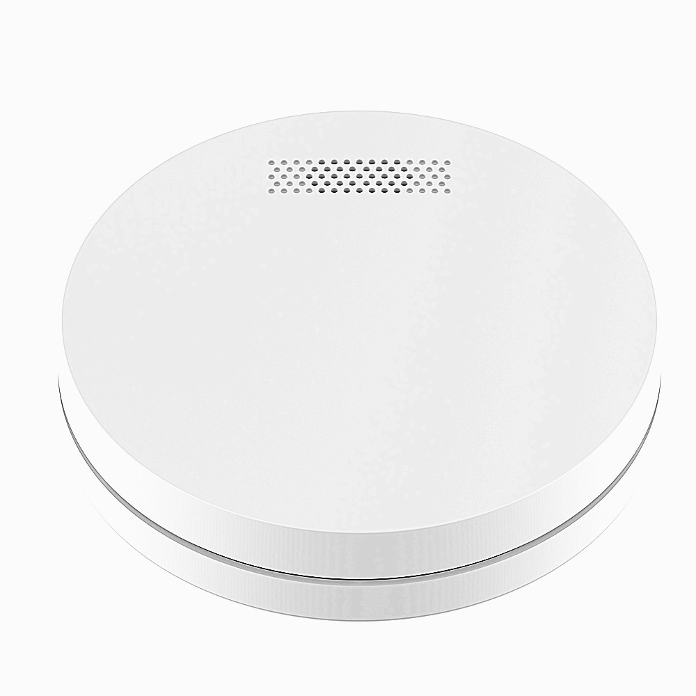 Ultra Thin Smoke Detector Rauchmelder Home Security Photoelectric Smoke Fire Detector