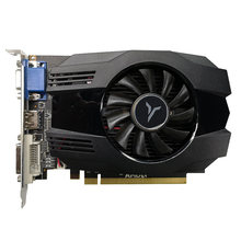 Yeston R5 240-4G D3 VA Grafikkarte DirectX 11 Video Karte 4GB/64Bit 133Hz 2 Phase Low Power Verbrauch GPU