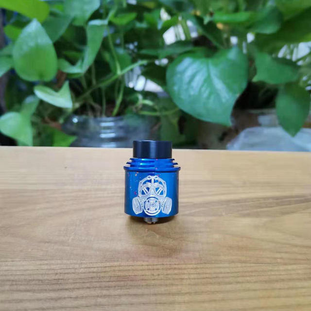 24mm candy blue