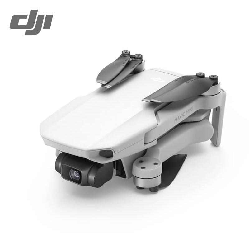 IN STOCK DJI Mavic MINI Drone with 3 Axis Gimbal 2.7K Camera 30 Mins Flight Time 4km Remote Control Folded DJI New Drone on AliExpress