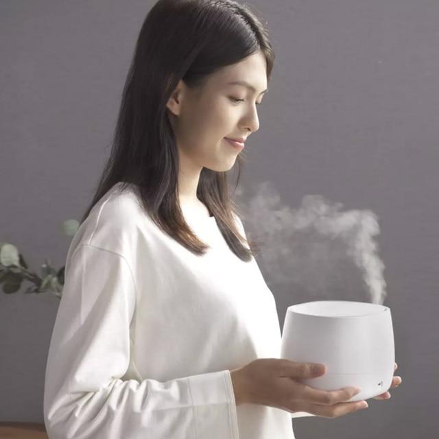 Youpin HL Aromatherapie Diffusor Luftbefeuchter Pro Wireless Ruhigen Öl Nebel Maker Typ-C Umgebungs Licht Luft Aroma Luftbefeuchter 2020 NEUE 6