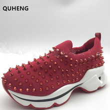 QUHENG Women's Casual Shoes 2020 Spring