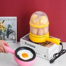 Steamer Frying-Pan Eggs-Boiler Egg-Omelette Pancakes Electric Mini Non-Stick Fried Multifunction