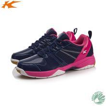 Оригинальные туфли касон для бадминтона дышащие и Нескользящие кроссовки для женщин Специальное предложение