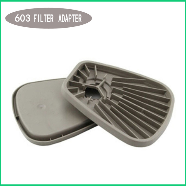 3 м 603 фильтр адаптер 5N11 фильтр хлопок держатель с 6200/7502/6800 серий лицо противогаз используется для маски от пыли