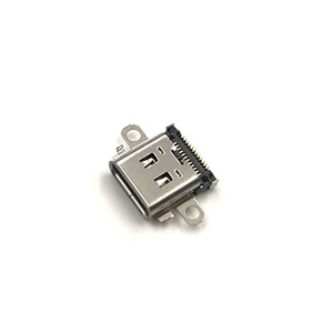 Image 3 - 30Pcs Original charging port For Nintendo Switch NS Console Charging Port Power Connector Type C Charger Socket For switch