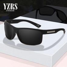 YZRS Brand Polarized Men Sunglasses For Outdoor Sport Goggles UV400 Sun Glasses Retro Shades Male Eyewear