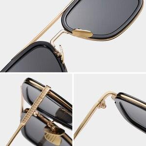 Image 5 - Optique ordinateur lunettes hommes cadre Anti lumière bleue bloquant Prescription lunettes cadre myopie clair jeu lunettes cadre