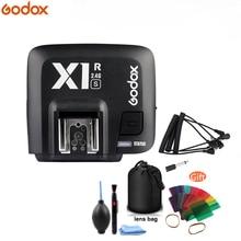 Godox X1R-C/X1R-N/X1R-S ttl 2,4G беспроводной приемник вспышки для X1T-C/N/S Xpro-C/N/S триггер Canon/Nikon/sony Dslr Speedlite