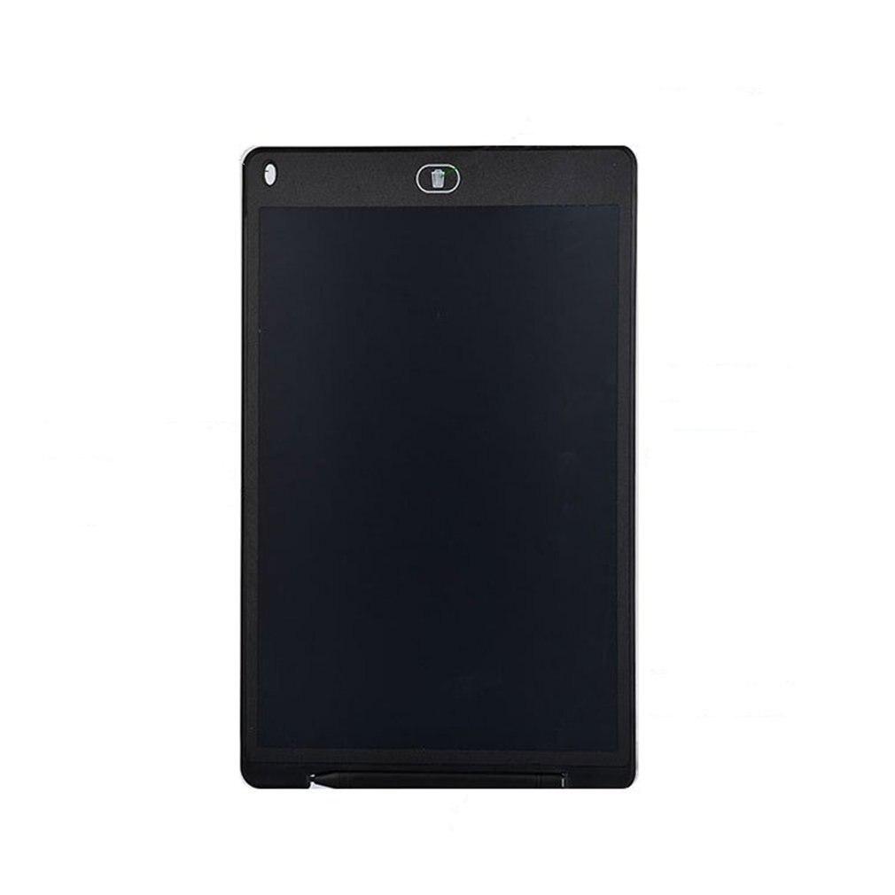 12 אינץ LCD הכתיבה למחוק ציור לוח אלקטרוני ללא נייר LCD כתב יד כרית ילדי כתיבת לוח ציור צעצוע