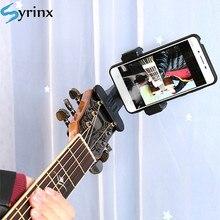 Support de téléphone portable pour guitare et chant de rue, pour musiciens, pour iphone 11 Xs, nouveau, 2020