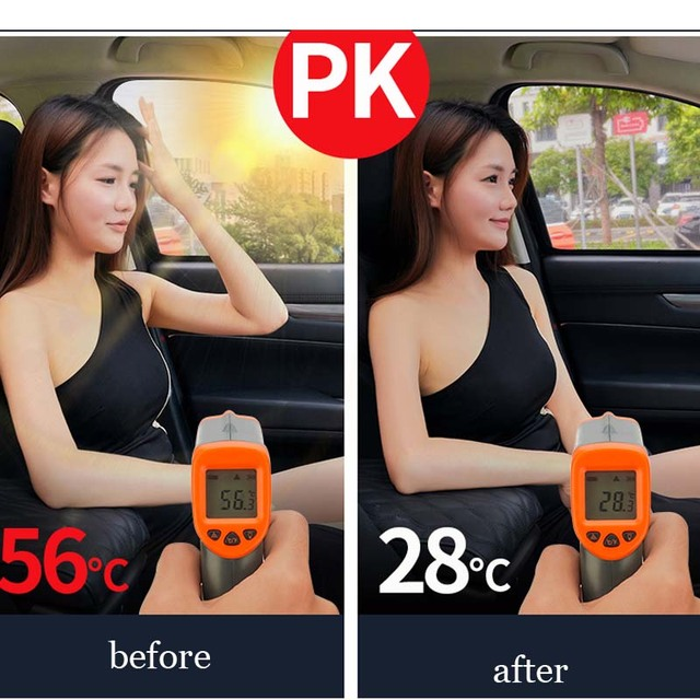 Pour enfants magnétique voiture pare-soleil Protection UV voiture rideau fenêtre latérale de voiture pare-soleil bouclier pare-soleil pour AUDI Q2 Q3 Q5 Q5L Q7