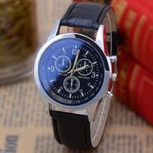 Three Eyelid Bring Man Wrist Watch Man Gift Latest Fashion Wrist Watch